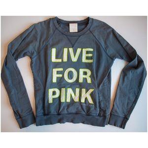 PINK Victoria's Secret Sweatshirt - Medium